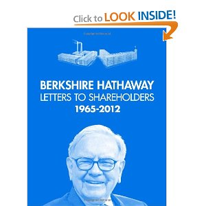 Warren Buffet Berkshire Hathaway Letters to Shareholders (1965-2012)