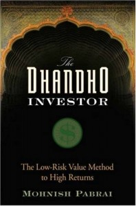 The Dhandho Investor Book Review
