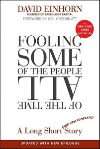 Fooling Some of The People All of The Time Book Review