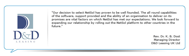NetSol Customer Review