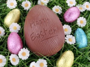 happy easter from stock ideas