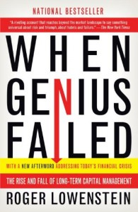 When Genius Failed Book Review