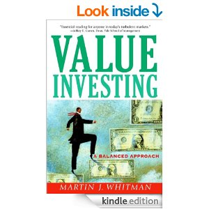 value investing martin whitman book review