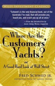 Where Are The Customers' Yachts Book Review