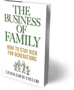 The Business Of Family Book Review